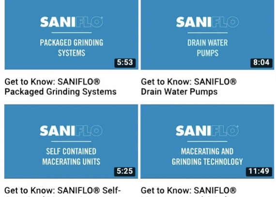 SANIFLO responds to DIY trend with series of informative how to videos!