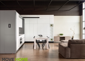 MOVE HOME selects a suite of Saniflo® solutions for their eco-friendly modules